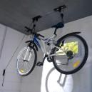 Wieszak sufitowy na rower