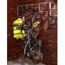 Uchwyt ścienny na 5 rowerów
